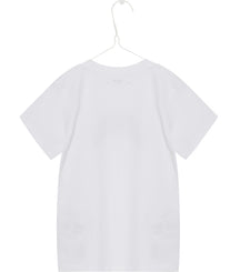 MINI A TURE t-shirt Steffen in white