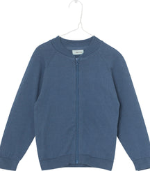 MINI A TURE cardigan Maximus in blue