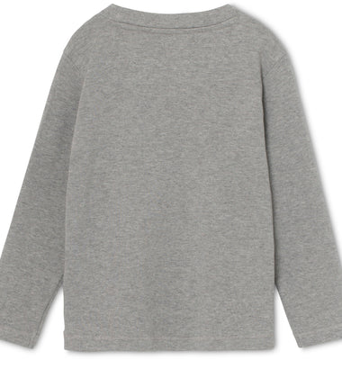 MINI A TURE long sleeve t-shirt Agner in grey