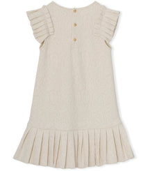 MINI Q TURE dress Montana in cream
