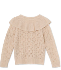 MINI A TURE cardigan Diann in powder