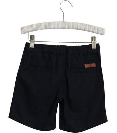 Wheat shorts Vilfred in navy