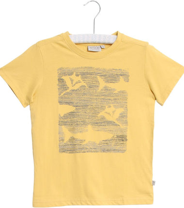 Wheat t-shirt Sea Life