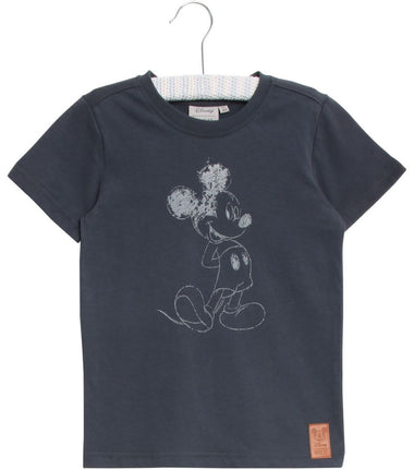 Wheat t-shirt Mickey Chalk