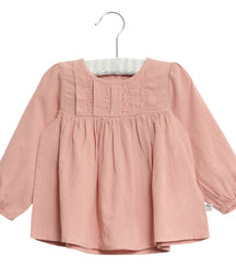 Wheat shirt Elsa in misty rose