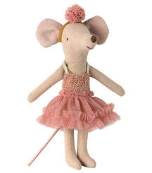 Maileg Big Sister Mira Belle - the dance mouse
