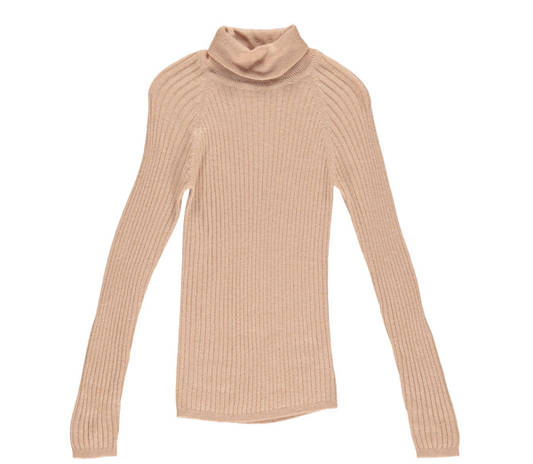 MarMar Copenhagen polo knit Trisha in sheer rose