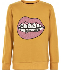 The New sweater Rubella  in mustard