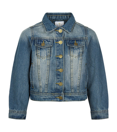The New denim jacket Karyn