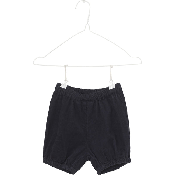 Mini Q Ture bloomer shorts Fai in navy