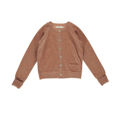 MarMar Copenhagen cardigan Tillie in red earth