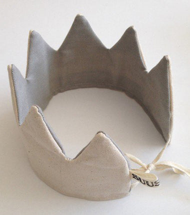 Suussies crown in grey