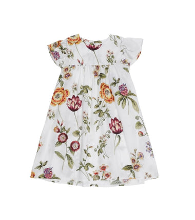 Christina Rohde dress with white flower print