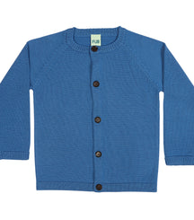 FUB cardigan in blue