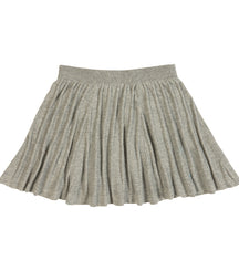 FUB skirt in light grey