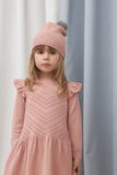 FUB dress in blush pink