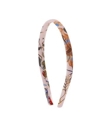 Christina Rohde hairband in pink flowers
