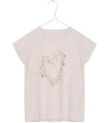 MINI A TURE t-shirt Michela in pink