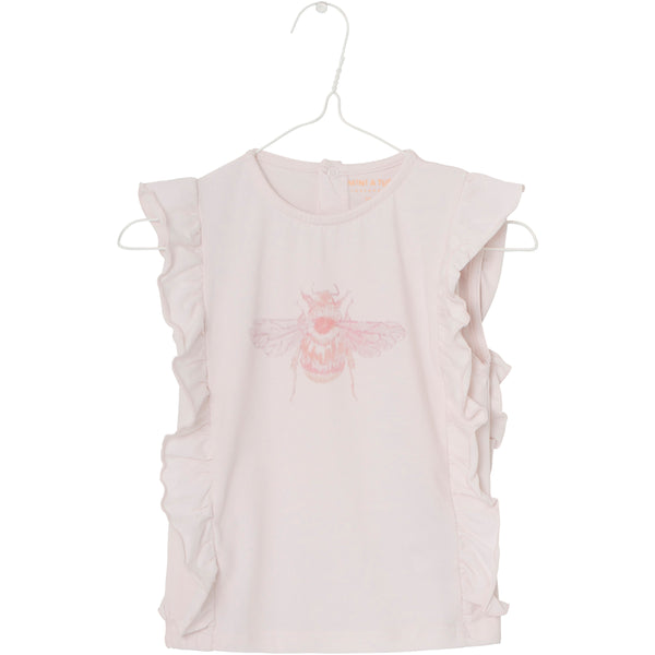 MINI A TURE t-shirt Mirra in blushing pink