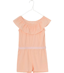 MINI A TURE jumpsuit Monik in peach