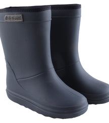 Enfant thermo winter wellies in navy