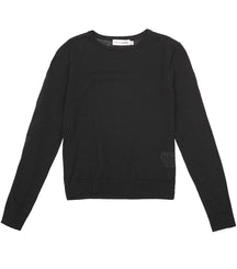 Christina Rohde woollen jumper in black