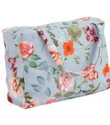 Christina Rohde beauty bag floral print