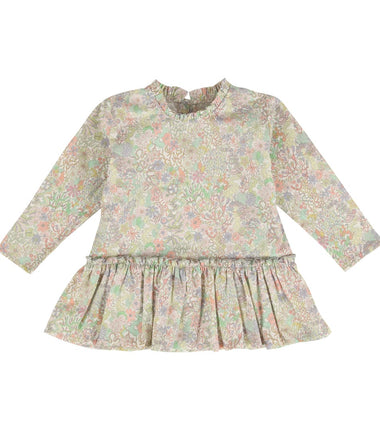 Christina Rohde liberty print baby dress