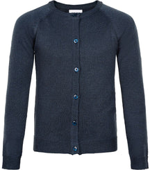 The New glitter cardigan Aya in navy