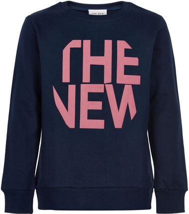 The New sweater Ilse in navy