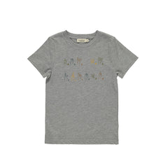 MarMar Copenhagen t-shirt Ted in grey