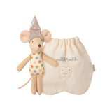 Maileg Little Tooth Fairy mouse in a pouch