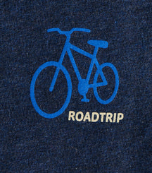Little Label long sleeve t-shirt Roadtrip in blue