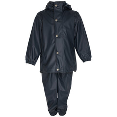 Enfant rainwear set Gate in navy