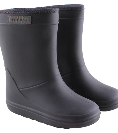 Enfant thermo winter wellies in grey