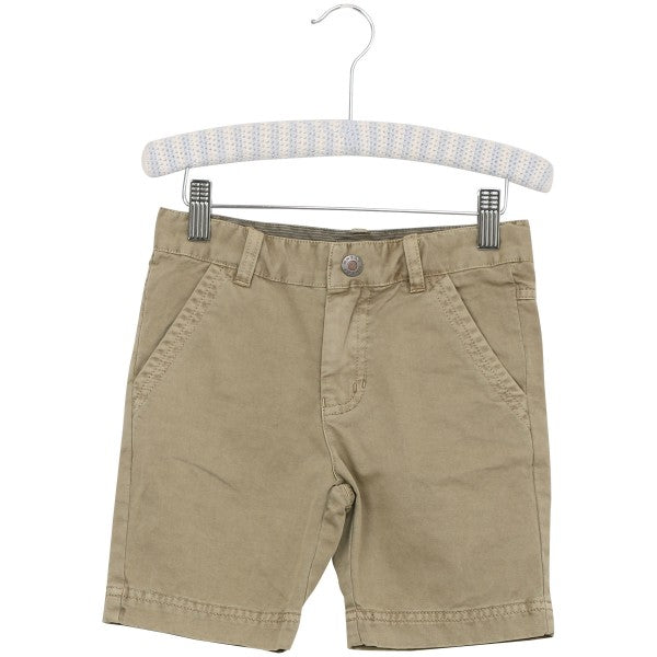 Wheat shorts Michael in dark sand