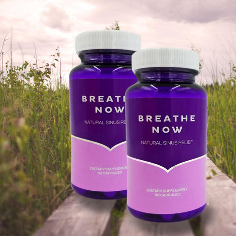 Breathe Now - Natural Sinus Relief