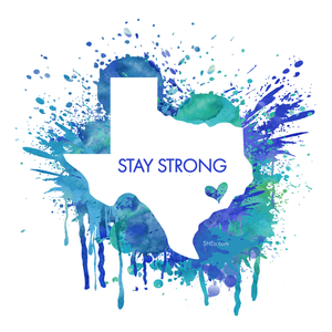 Stay Strong Texas