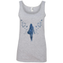 Ladies' Tank Top - She is Whimsical