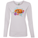 Ladies' Lightweight LS T-Shirt - Dream Wild Dreams