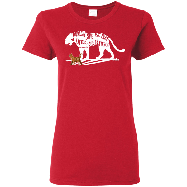 Ladies' T-Shirt - She is Fierce