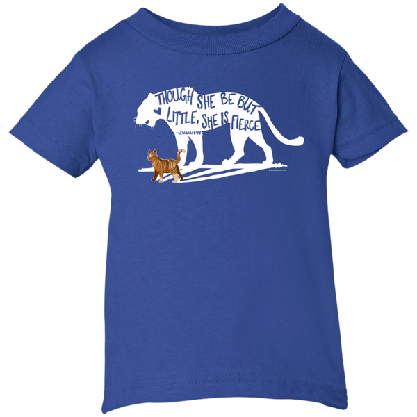 Infant Short Sleeve T-Shirt - She is Fierce
