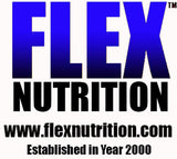 Flex Nutrition Supplements - Quality Protein, pre-workouts, weight loss, and amino acids.