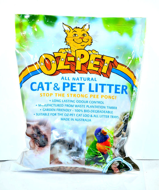 Oz-Pet Cat & Pet Litter