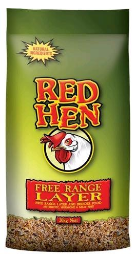 Red Hen Free Range Layer