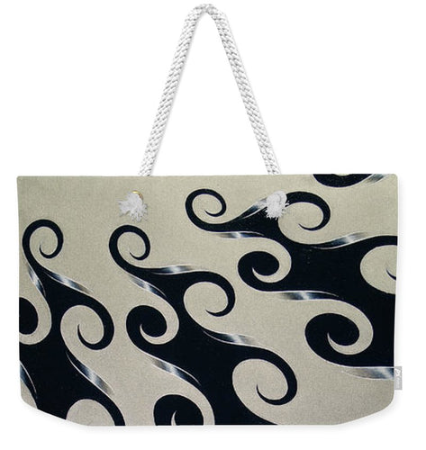 Circulation, No. 2 - Weekender Tote Bag
