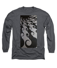 Circulation, No. 1 - Long Sleeve T-Shirt