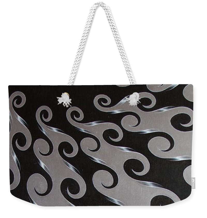 Circulation, No. 1 - Weekender Tote Bag