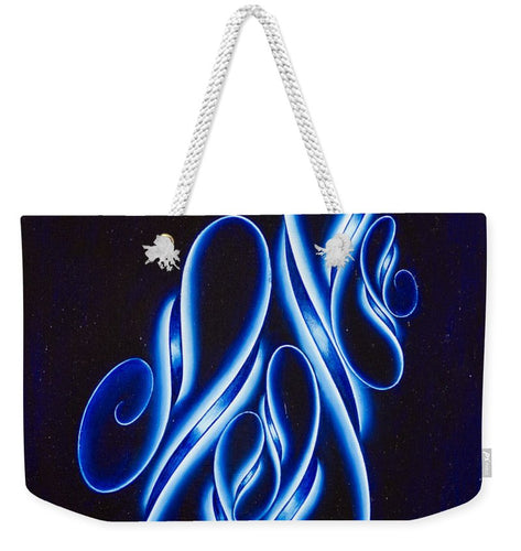 Flowing And Glowing, No. 1 - Weekender Tote Bag