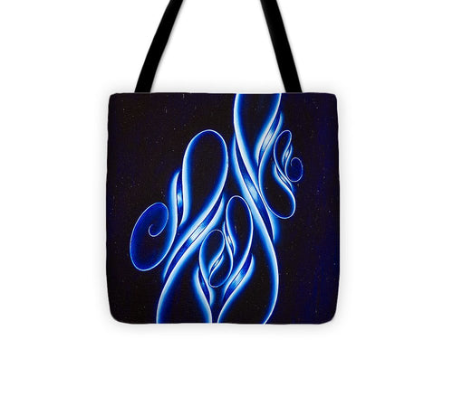 Flowing And Glowing, No. 1 - Tote Bag